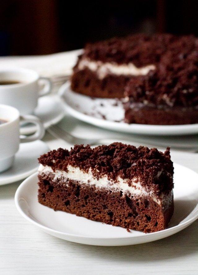 ТОП-5 самых вкусных и популярных тортов