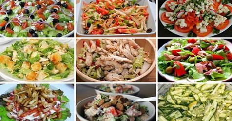 Теперь у меня имеется план «Б»: топ-9 лучших салатов для каждого дня