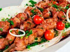 Настоящий армянский рецепт маринада для шашлыка! Готовится очень быстро!