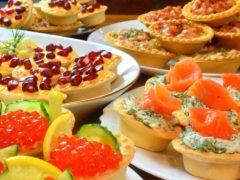 5 начинок для тарталеток к праздничному столу
