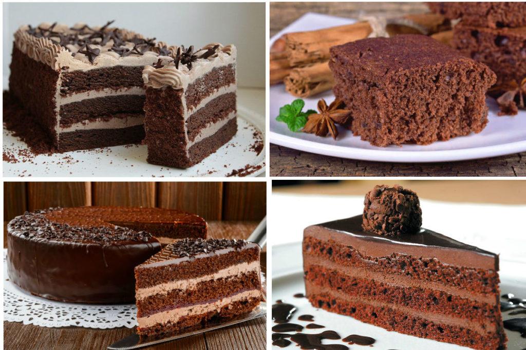 Рецепт идеального шоколадного бисквита. Прекрасная основа для самых разнообразных тортов!