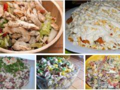 Топ-9 салатов на любой праздник