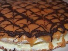 Польский торт «Коровка». Попробовав раз, будете готовить постоянно!