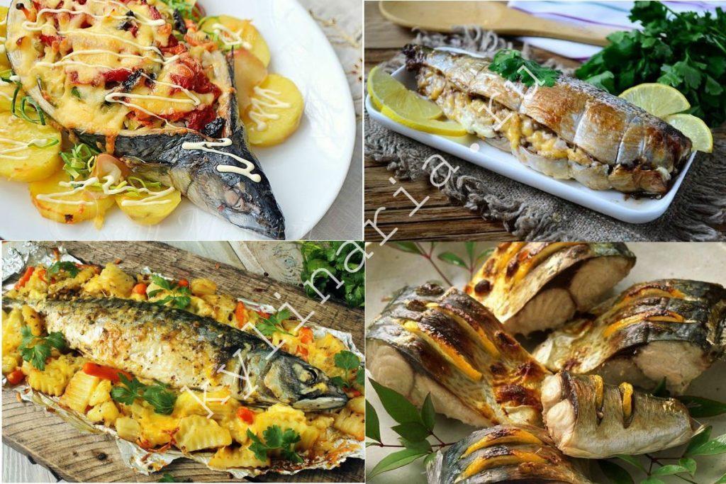 5 лучших рецептов запеченной рыбы