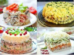Уверяю Вас это самый вкусный салат в мире! Салат » Алекс» — мой салатный рай