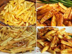 Изысканный рецепт картошки фри в домашних условиях