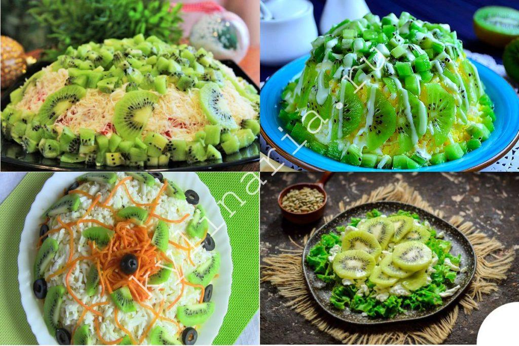 Безумно красивый салат «Хелел»