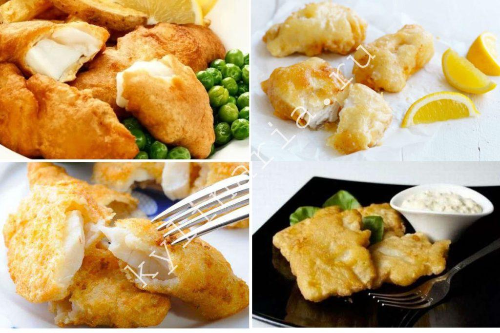 Кляр для рыбы: семь рецептов на любой вкус