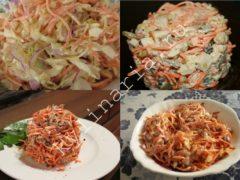 Обалденный морковный салат по-корейски с курицей и огурцами