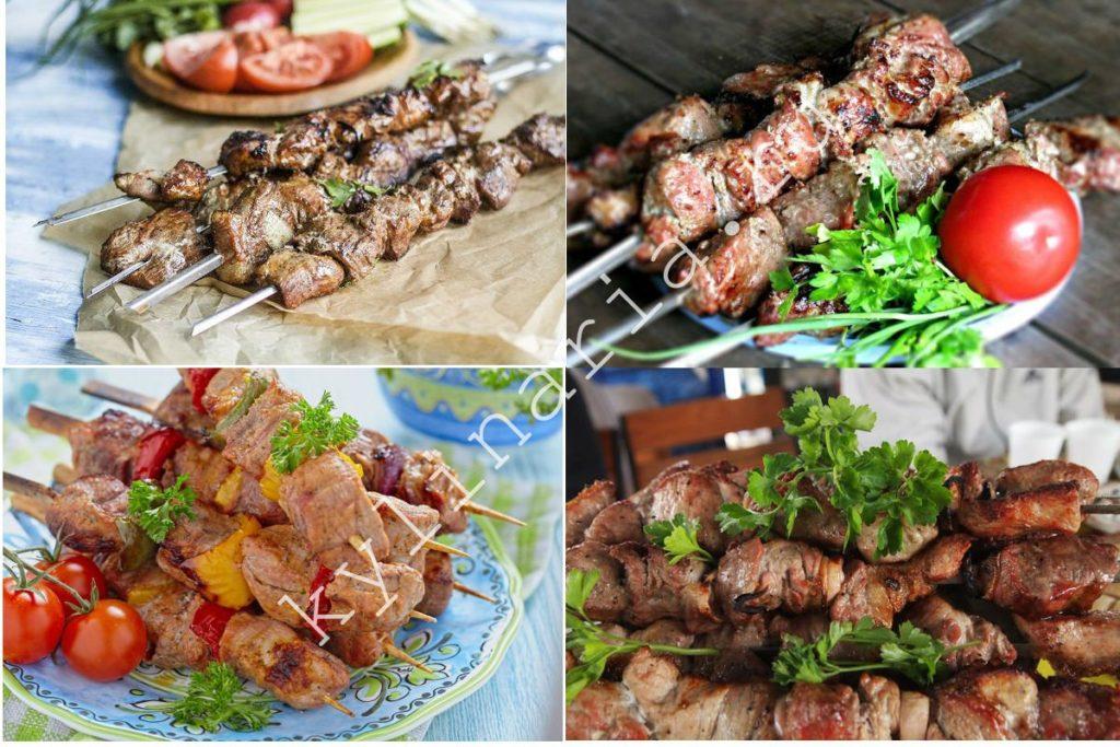Шашлык на кипятке: старинный рецепт вкусного сочного мяса