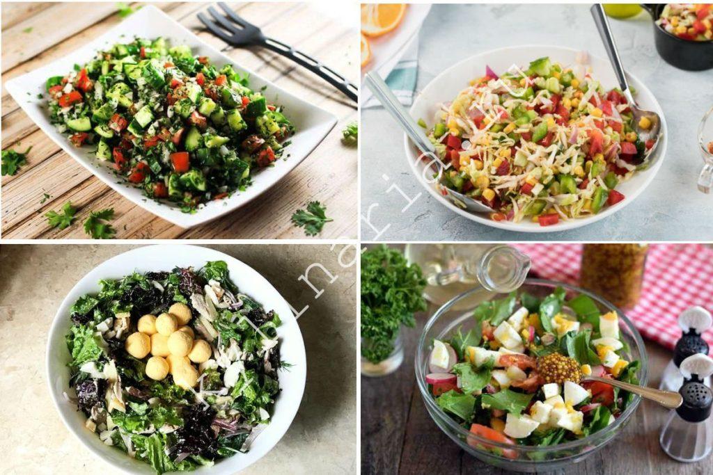 Ширази – полезный летний салат родом из персидской кухни