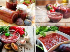 Соус «Сацебели» из слив. Лучшего соуса к мясу не придумать!