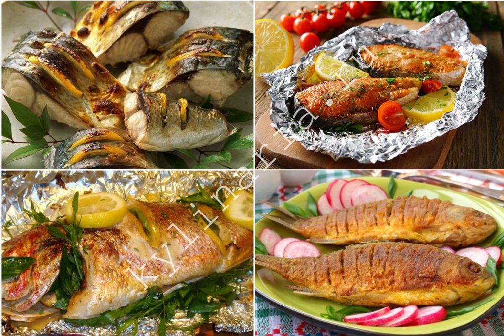 Замечательный рецепт: «пьяная рыбка»