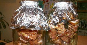 Ароматный шашлык в банке: когда хочется мяса, а на пикник выбраться не получается