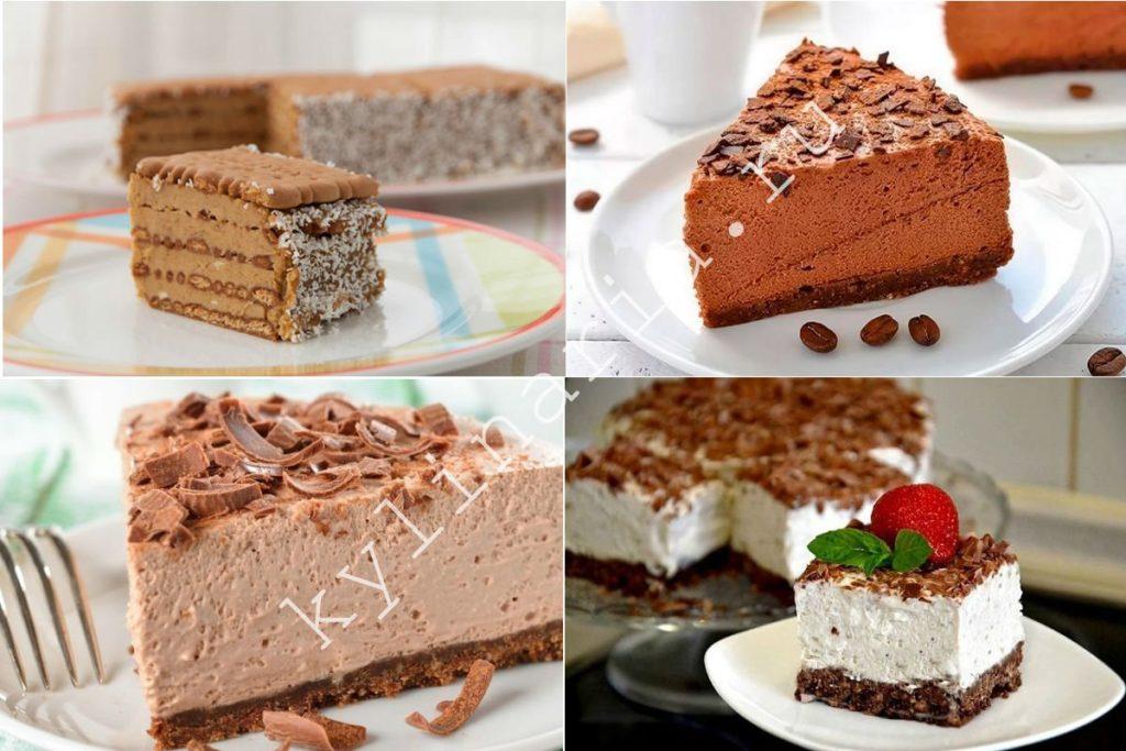 Волшебно вкусный сливочно-кофейный торт без выпечки