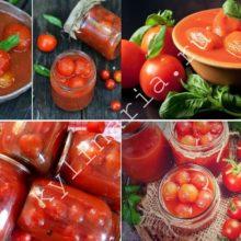 Божественные помидоры в собственном соку