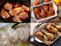 Маринад для сочной курочки: залог нежного куриного мяса