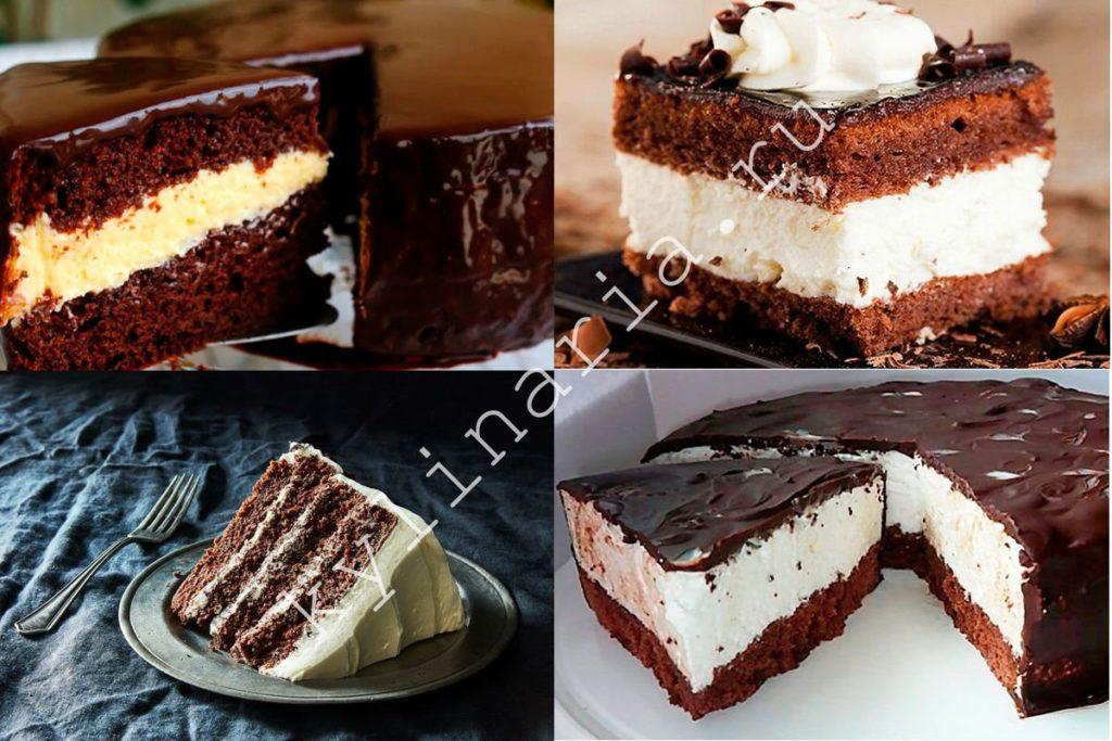 Вкуснейший торт «Эскимо»