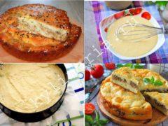 Тесто для заливных пирогов: универсальный рецепт для любой начинки!