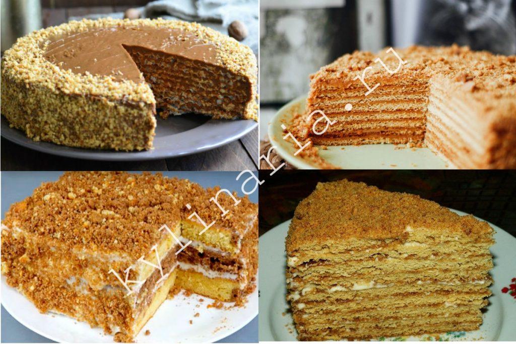 Торт со сгущенкой за 30 минут!