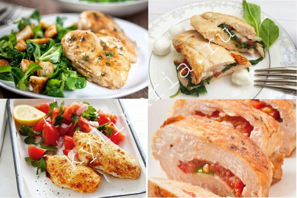 Филе с начинкой — идеальное блюдо к ужину