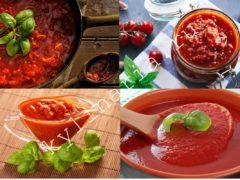 Томатный соус — классика Итальянской кухни