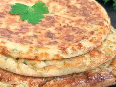 Сырные ЛЕПЕШКИ — 15 минут и вкуснейшая закуска готова!
