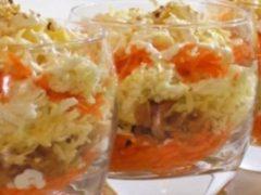 Сочный и нежный французский салат: изысканная подача и вкус!