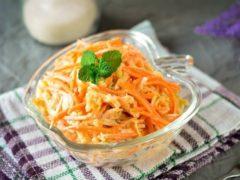 Оригинальный салат «Морковь по-французски» —удивит вас своим вкусом и простотой