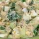 Самый быстрый и вкусный салатик к ужину