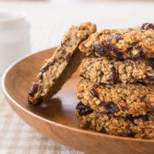 Идеальное печенье с сухофруктами и орехами. Готовится мгновенно!