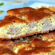 Простой рецепт наливного пирога: просто и вкусно!