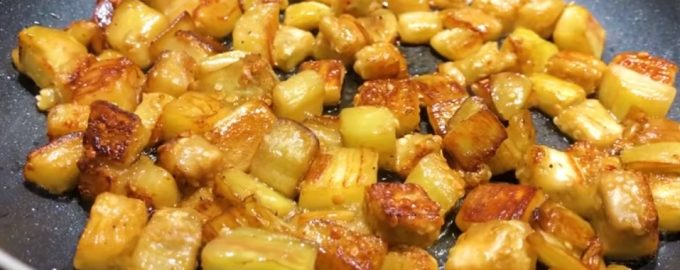 Радость гурмана — блюдо из баклажанов с особым вкусом