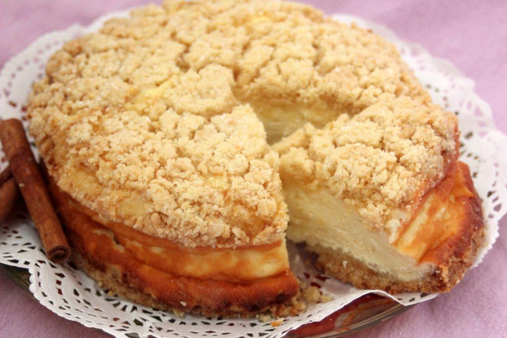 Царский пирог с творогом: готовится элементарно просто и быстро!