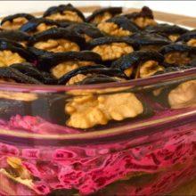 Салат «Свекольная жемчужина» — ну очень вкусно