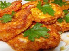 Жареные помидоры в сырном кляре — нежное и сочное объедение