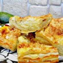 Быстрые пирожки из тонкого лаваша — объедение